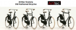 31602 Artitec Old Fashioned Bicycles
